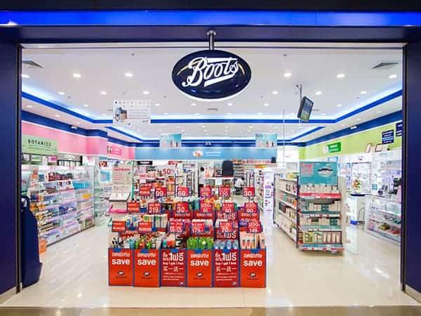 Lékárny/Drogerie